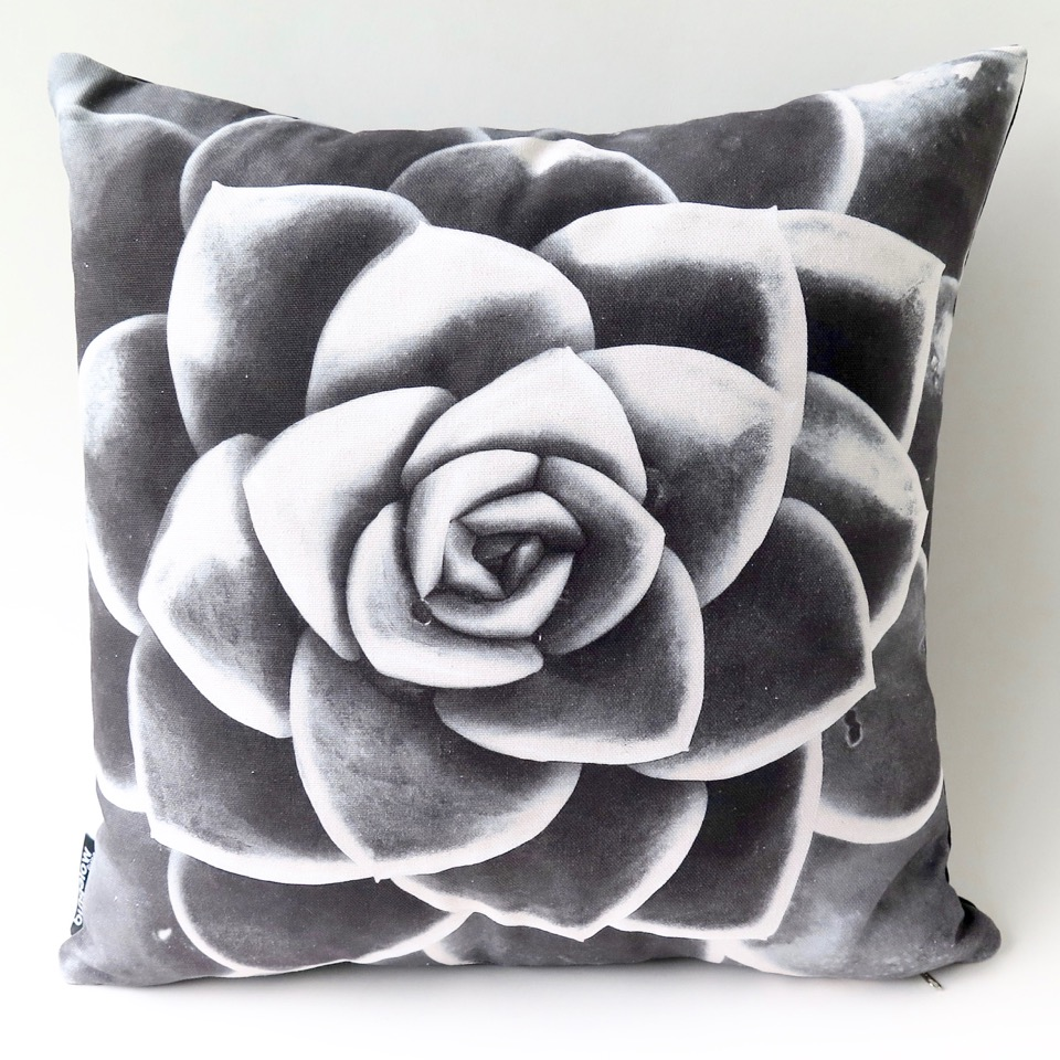 Desert Rose Cushion Cover